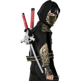 Ninja Kids/teenagers