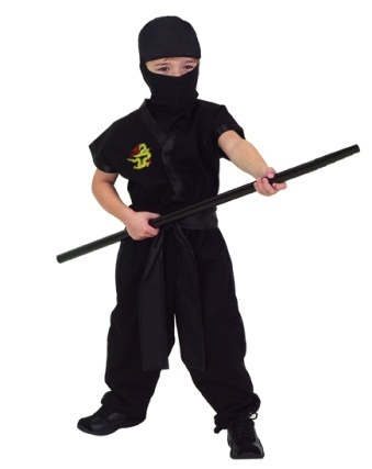 Ninja Kids/teenagers