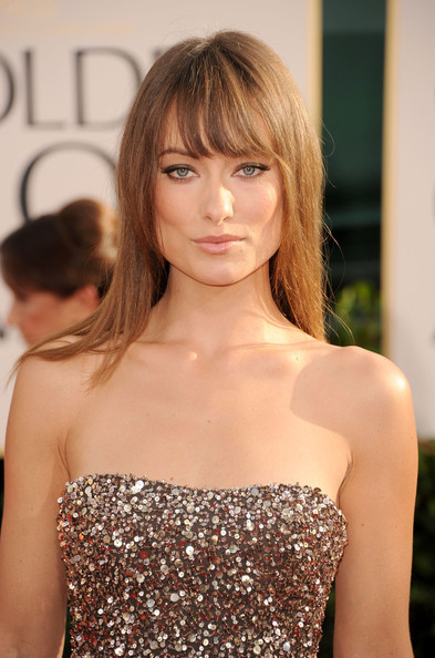 Olivia Wilde @ the 2011 Golden