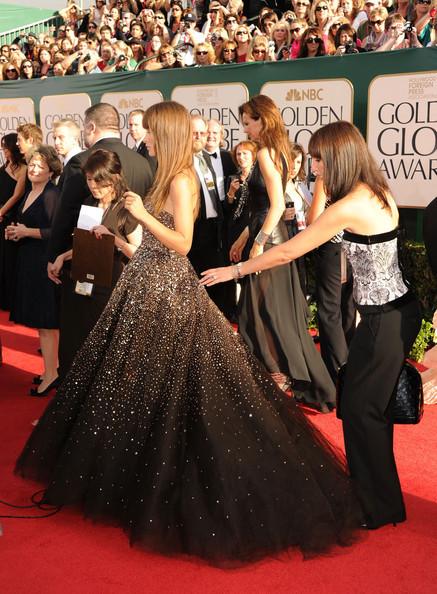 Olivia Wilde @ the 2011 Golden. golden globes olivia wilde 2011