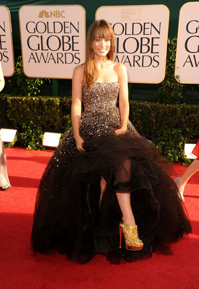 golden globes olivia. Olivia Wilde @ the 2011 Golden Globes - Olivia Wilde 409x594