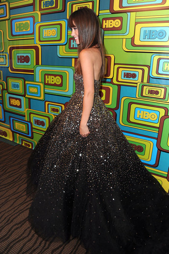 Olivia Wilde @ the HBO Post 2011 Golden Globe Awards Party