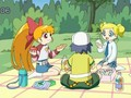 PPGZ at picnic - powerpuff-girls-z screencap