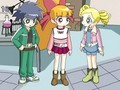 PPGZ in second/winter outfit - powerpuff-girls-z photo