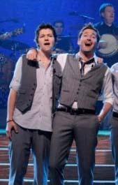 Paul and Damian - Heritage