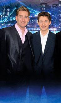 Paul and Damian