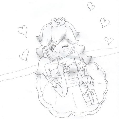 Peach's Gift