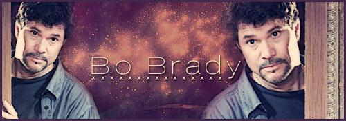 Peter Reckell / Bo Brady