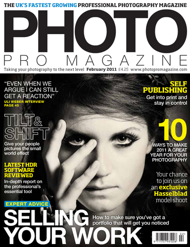Photo Pro Magazine