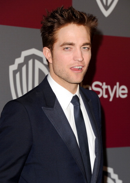 foto Of Robert Pattinson At The Golden Globe After Parties!