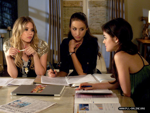 Pretty Little Liars - Episode 1.13 - Know Your Frenemies - Mehr Promotional Fotos