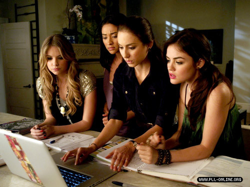 Pretty Little Liars - Episode 1.13 - Know Your Frenemies - もっと見る Promotional 写真