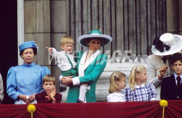 princess diana funeral william and harry. princess diana funeral william