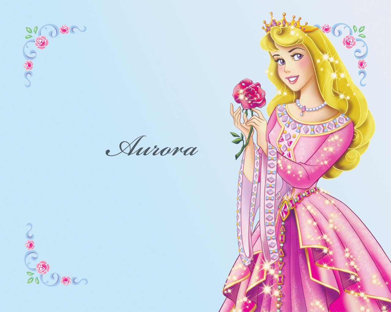 Disney princess aurora