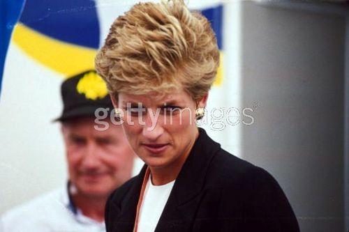 Princess Diana And Prince Harry (henry)