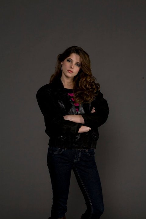 Promotional Picture Of Ashley Greene In Skateland!