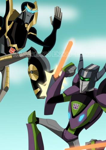 Prowl's fight