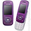 Purple Samsung