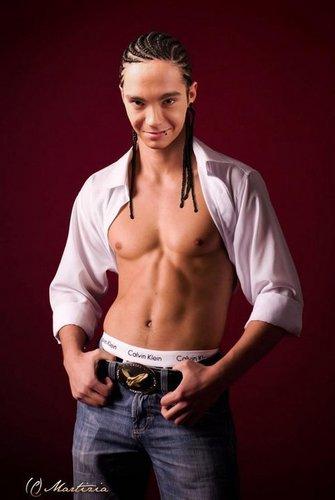 Tom Kaulitz fond d'écran entitled QUE SEXY!!!♥