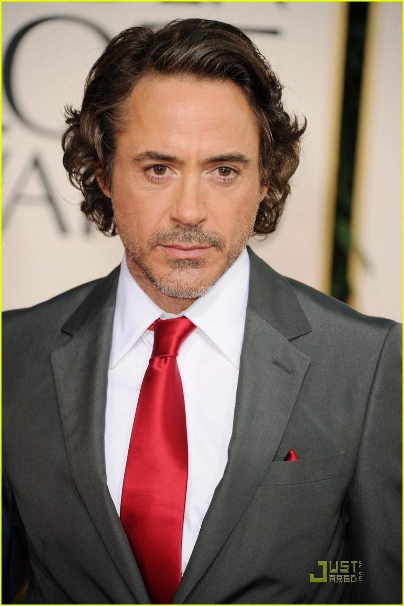 RDJ @ Golden Globes 16/01/2011