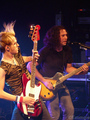 Ray and Mikey live - ray-toro photo