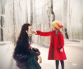 Renesmee and Aro