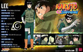 Rock Lee Stats - rock-lee wallpaper
