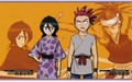 Rukia and Renji Kids