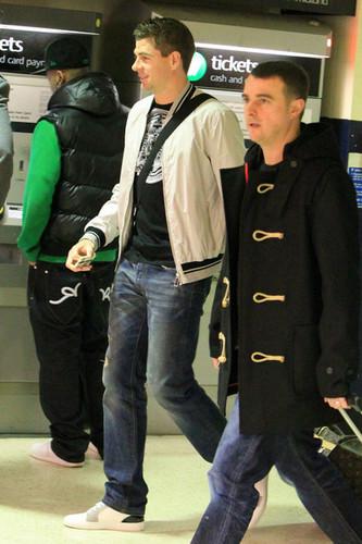 S. Gerrard & Alex Curran