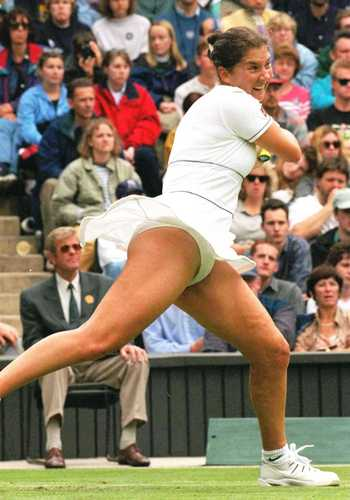 Tennis wallpaper entitled SEXY UNDERWEAR
