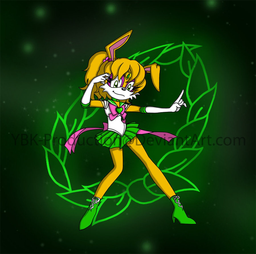Sailor Bunnie Jupiter