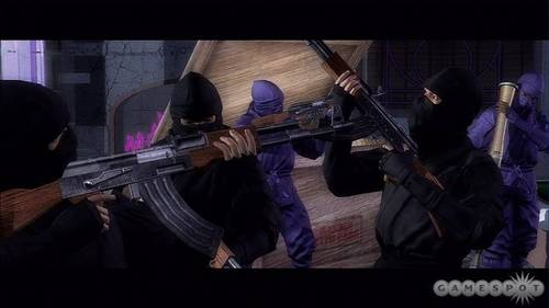 Saints Row 2 Ninja fotografias