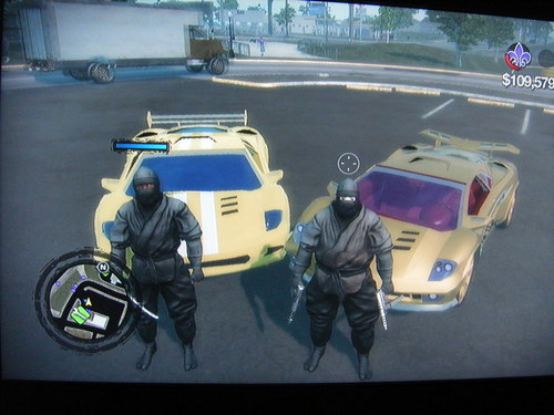 Saints Row 2 Ninja foto