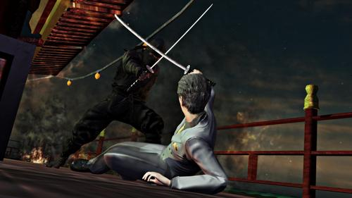 Saints Row 2 Ninja 照片