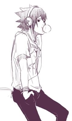 Sasuke is cool