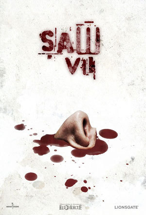 Saw 7 Poster
