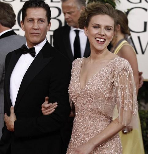 Scarlett @ 68th Annual Golden Globe Awards