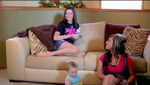 Screenshots From The First Episode Of Teen Mom 2