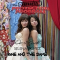 Selena Gomez & Demi Lovato - One and the Same [My FanMade Single Cover] - anichu90 fan art