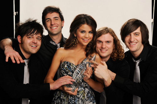 Selena Gomez & The Scene People Choice Awards