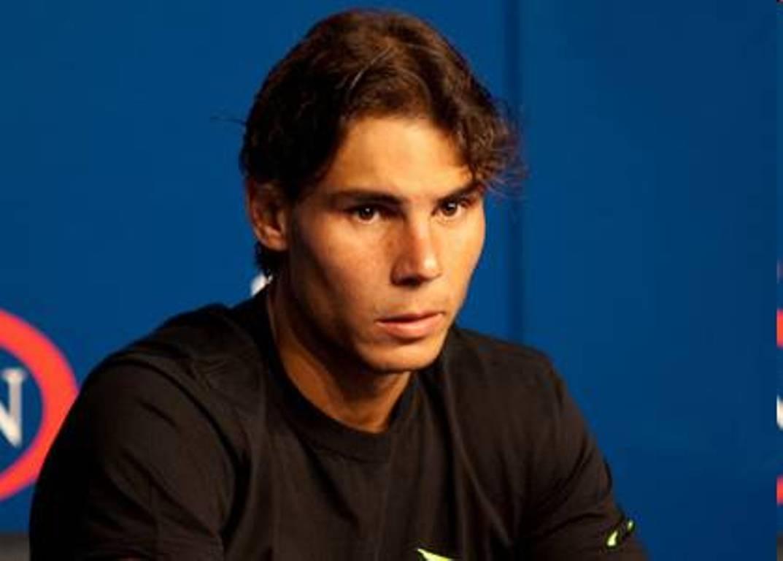 Rafael Nadal Short Hair