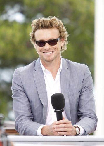 Simon Baker / 50th Monte Carlo TV Festival