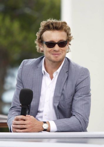 Simon Baker hình nền called Simon Baker / 50th Monte Carlo TV Festival