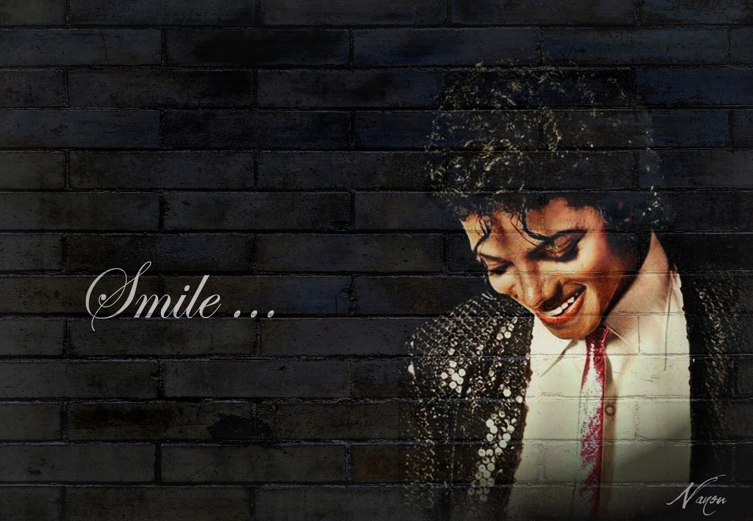 Smile - Michael Jackson Photo (18514968) - Fanpop