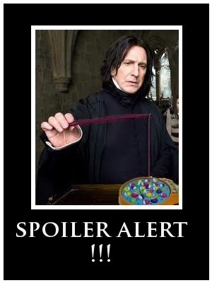 Snape's new addiction :D