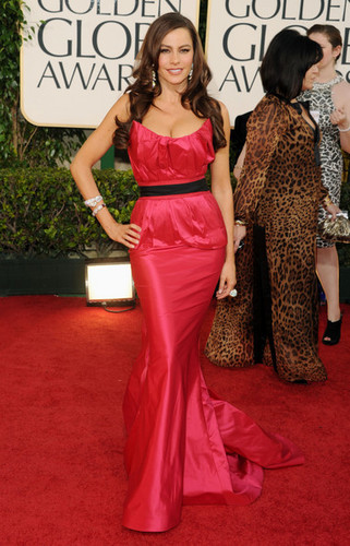 Sofia Vergara - 68th Annual Golden Globe Awards - Arrivals