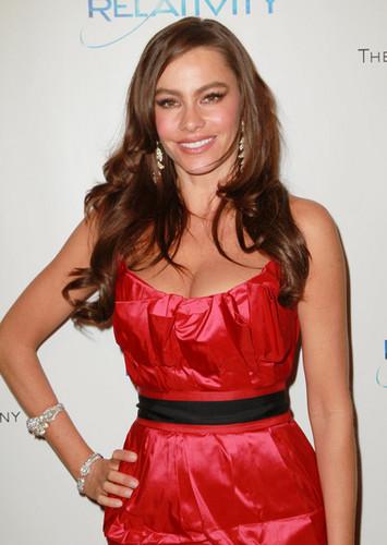 Sofia Vergara - The Weinstein Company & Relativity Media's 2011 Golden Globe Awards Party - Arrivals
