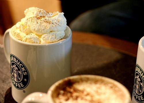 Starbucks Time!