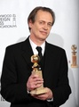 Steve Buscemi at Golden Globes