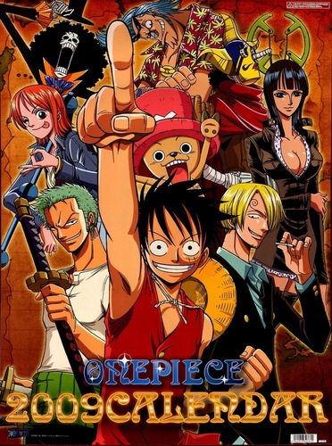 Straw Hat Pirates - one-piece Photo
